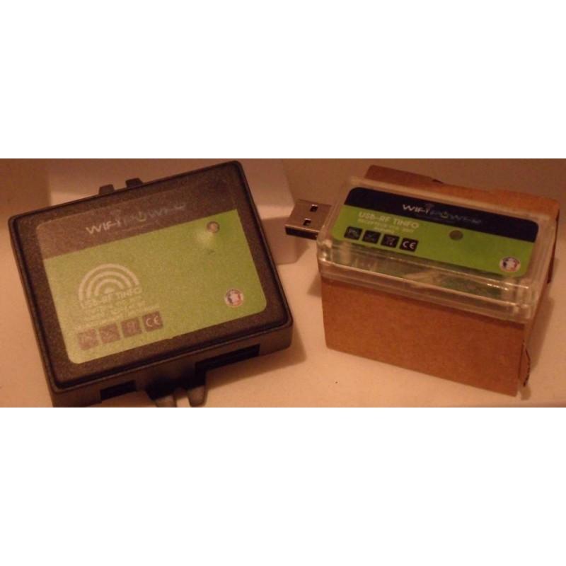 USB-RF TINFO