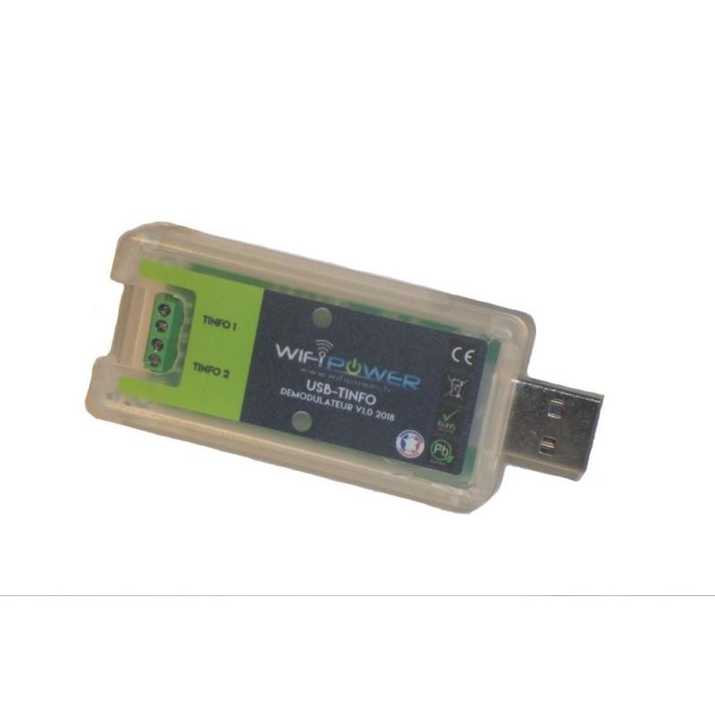 USB-TINFO